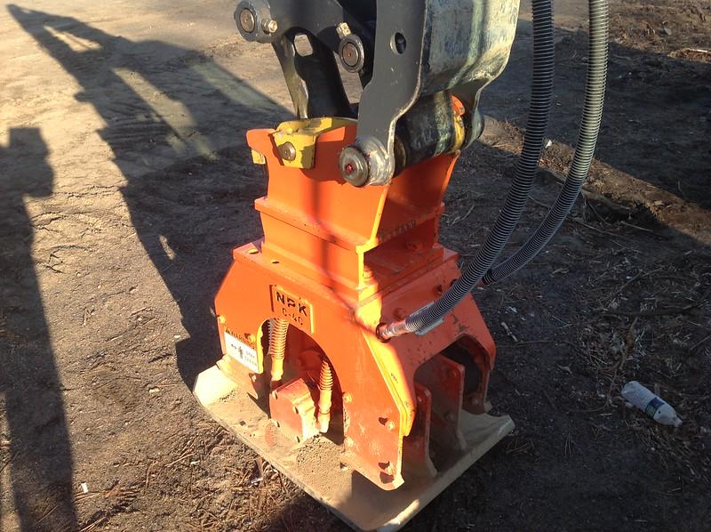 NPK C4C compactor on Deere 60D mini excavator (2).JPG