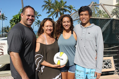 22nd Annual Daddy Haine Volleyball Tournament 9-5-2015