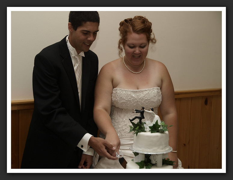 Special Stuff at the Reception ... like Cutting the Cake, Speeches, First Dances, Bouquets, Garters etc... you know!