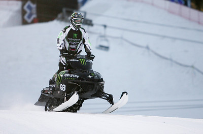 ESPN Winter X-games - Snocross