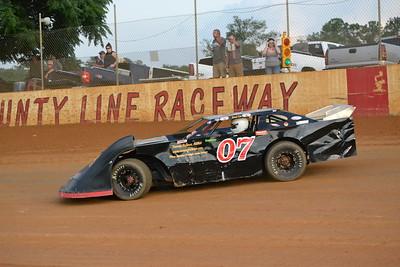 County Line Raceway July 9,2016