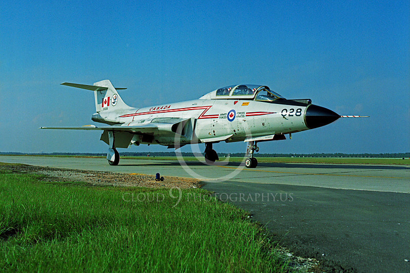 F-101BForg 00009 McDonnell F-101B Voodoo Canadian Armed Forces 101028 Tyndall AFB by Peter J Mancus .JPG