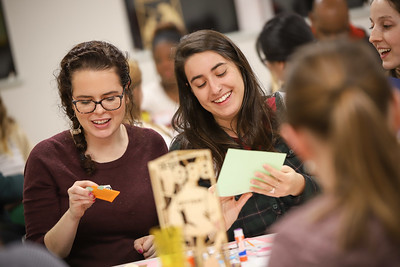 Alumni Craft Night 2019 - City Year Boston