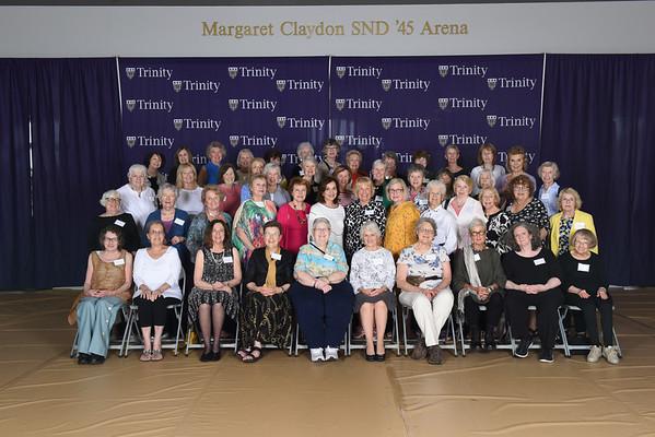 Reunion 2019 Class Photos
