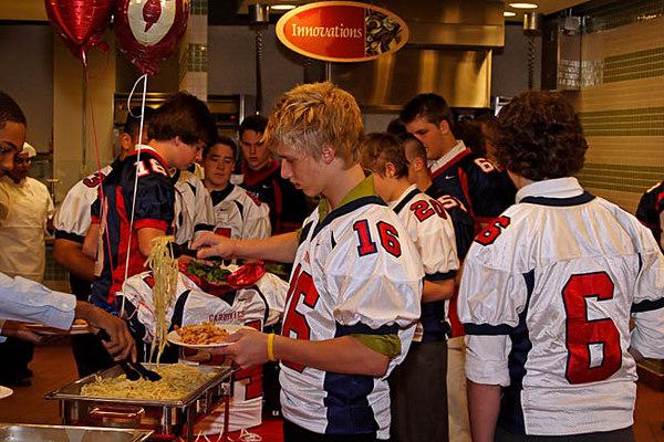 JPII Football Banquet