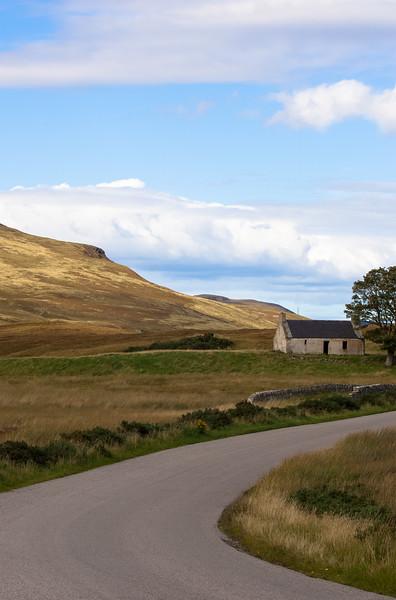 Bothy, Scottish Highlands