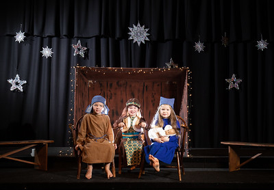Kings Hall Nursery Nativity 2018