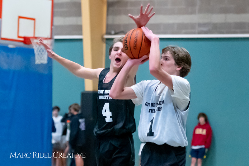City League Basketball. January 22, 2019. 750_5949