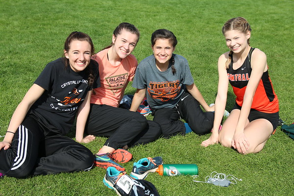 Girls Track Meet (Hosted by Cary-Grove)