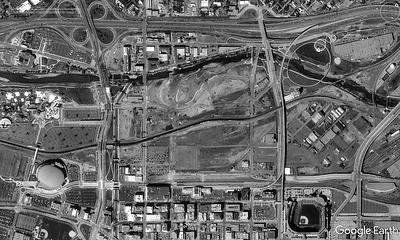 Denver Union Station Historic Aerials