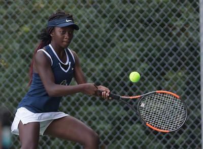 2018 - Girls Tennis