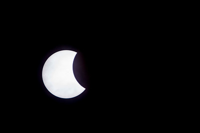 Solar Eclipse  Aug. 21, 2017