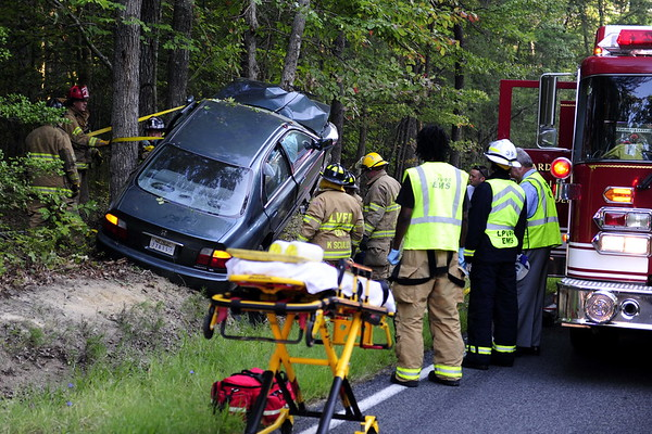 8/31/2010 Drunk Driver Hits a Tree