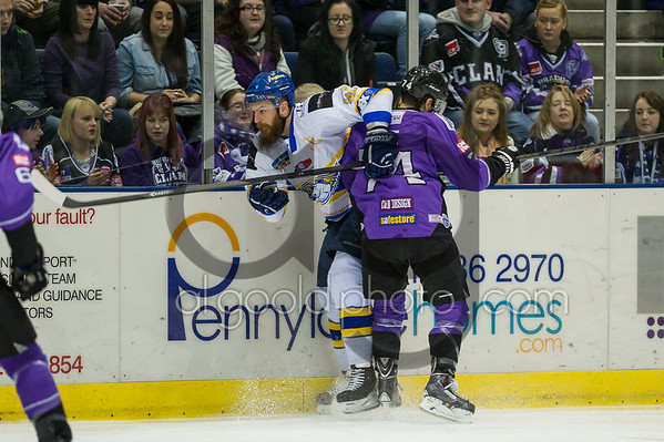 Clan v Fife Flyers 22 March 14