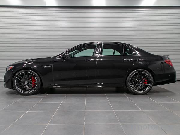 '19 E63 AMG S - Obsidian Black Metallic