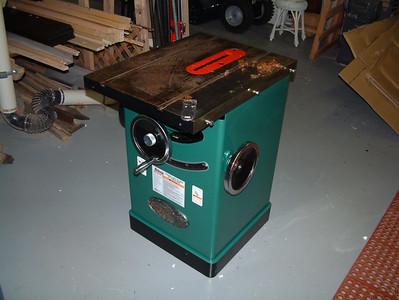 Grizzly 1023SL Saw: Jan 2005