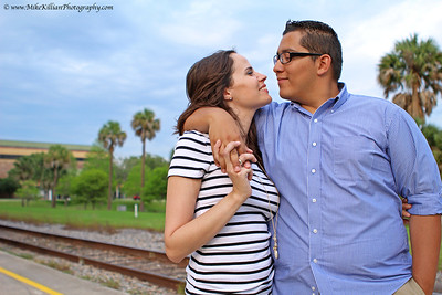 Vicky & Ramiro Engagement Shoot
