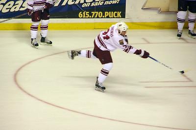 Phoenix Coyotes @ Nashville Predators Apr 15, 2006