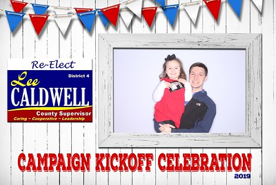 Lee Caldwell for Supervisor Kick Off