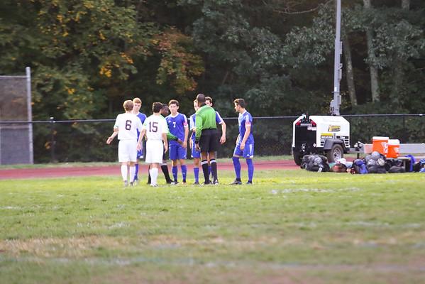 PR Varsity Soccer vs Albertus 10-8-16