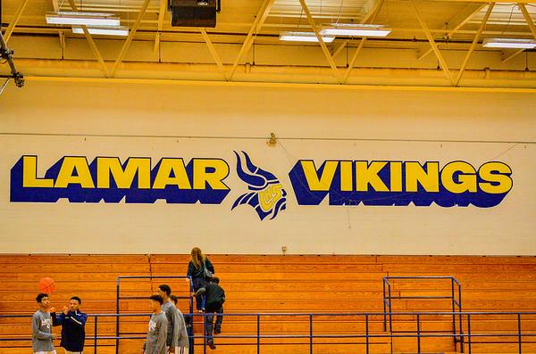 JV vs  Lamar 01-15-16