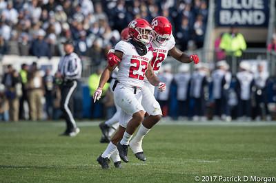 Rutgers v Penn State 11-11-2017