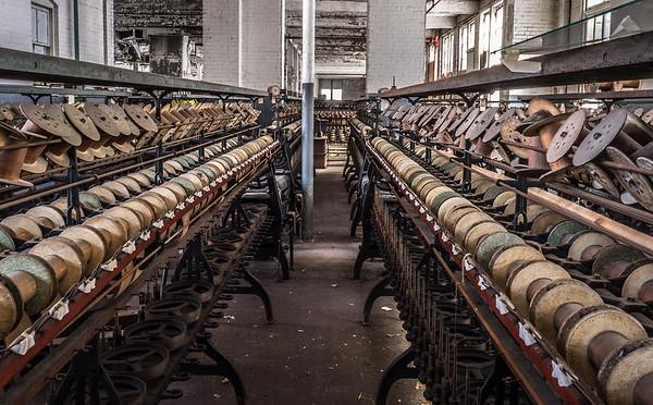 Lonaconing Silk Mill--March 2015