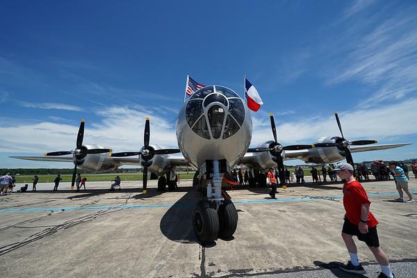 B-29 & B-24
