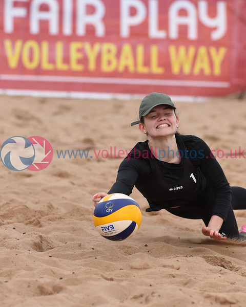 2017-05-14 CEV SCD Beach Volleyball Zonal Event Day 2