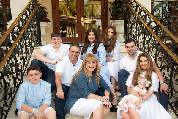 Cohen Family Portraits Passover 2018