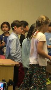 First Grade Spring Showcase