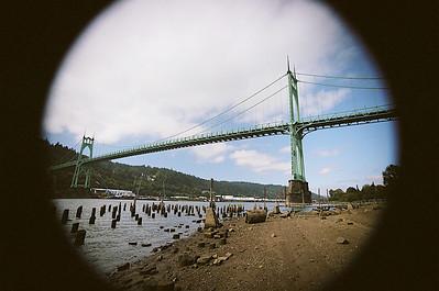Around Portland and Oregon