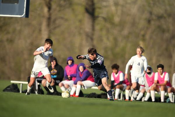4/13/2021 Johnston @ Roosevelt Boy's JV Soccer