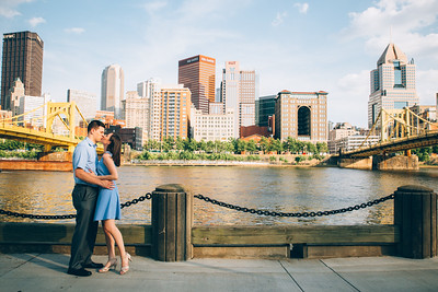 Gretchen + Mike - Engagement