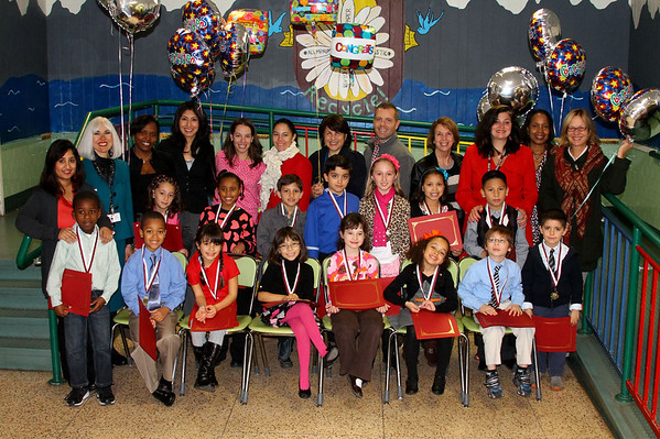 Brookside Student of Distinction 11/28/12