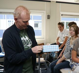 Afscheid meneer Dentener 23-06-2011