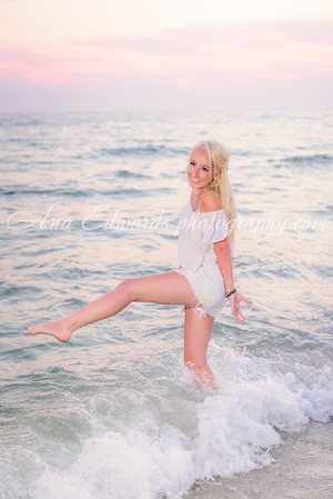 Erica.  2018 Kennesaw HS Senior  |  Panama City Beach