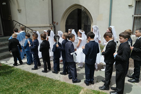 2018 First Holy Communion / Mother's Day