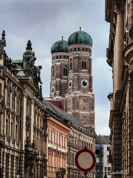 Frauenkirche, (Cathedral of our Lady)