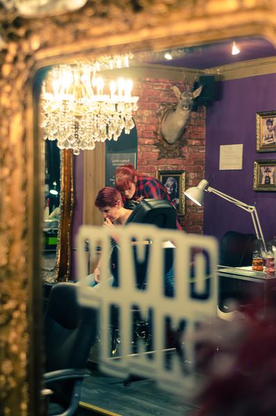 Vivid Ink Mirror