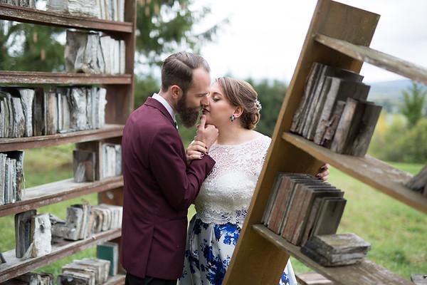 Natalie and Eric's Wedding