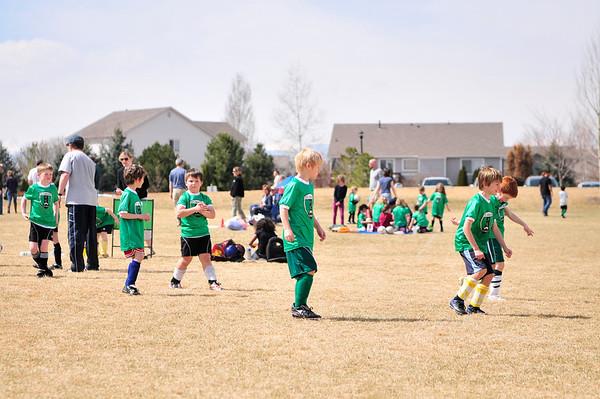 Soccer - Spring 2011