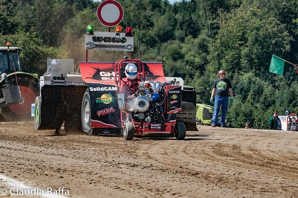 Tractorpulling - 12. August 2018