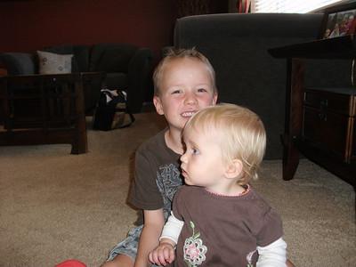 Logan's 1st Birthday Sept. 2010