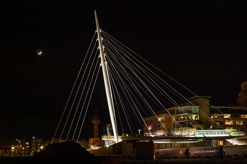 Millenium Bridge, Denver