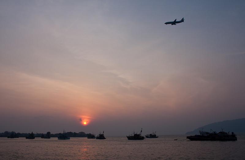 Kota Kinabalu sunset