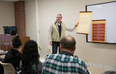 Bill Samuels Class Lecture