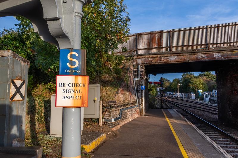 RJ3 / RJ53, Reedham Junction
