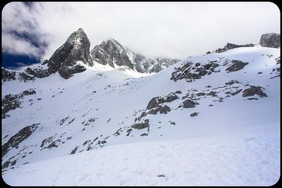 Mount Yulong, China