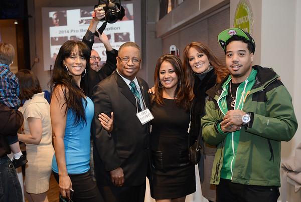 Columbia Legal Services Pro Bono Celebration 2014